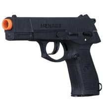 GI Sportz Menace .50 Caliber Paintball Pistol Black