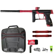 GI Sportz Stealth 160R Paintball Marker Black Red