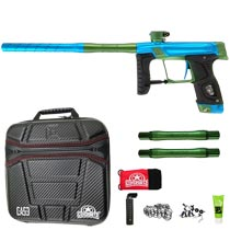 GI Sportz Stealth 160R Paintball Marker Blue Green