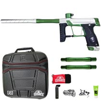 GI Sportz Stealth 160R Paintball Marker Silver Green