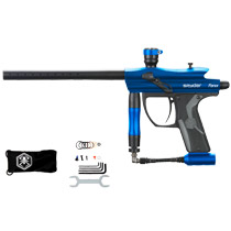 Spyder Fenix Paintball Gun Gloss Blue