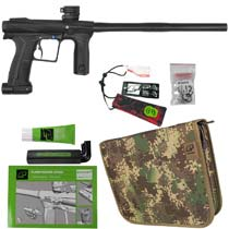 Planet Eclipse Etha 2 PAL Enabled Paintball Marker Black