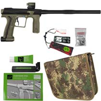 Planet Eclipse Etha 2 PAL Enabled Paintball Marker Black Earth