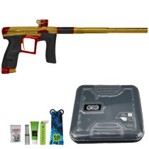 Planet Eclipse Geo 4 Paintball Marker Fire Opal