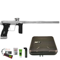 Planet Eclipse Gtek 170R Paintball Marker Silver