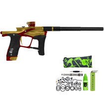 Planet Eclipse Ego LV1.6 Paintball Marker Fire Opal