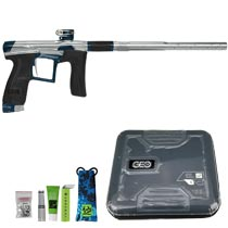 Planet Eclipse Geo 4 Paintball Marker Moonstone