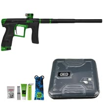 Planet Eclipse Geo 4 Paintball Marker Emerald