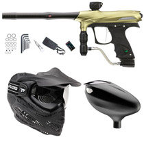 Proto Rail Paintball Marker Combo - Olive Dust