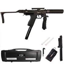 First Strike FSC SOCOM Paintball Pistol Black