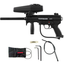 Tippmann A-5 Paintball Marker W/ Selector Switch