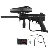 Tippmann A-5 E-Grip Paintball Marker W/ Selector Switch