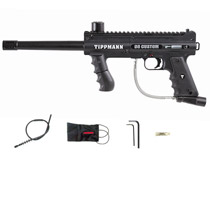 Tippmann 98 Custom Platinum Series Ultra Basic Paintball Gun Black