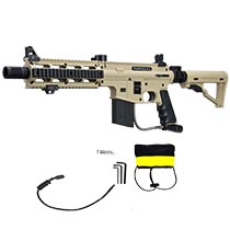 Tippmann Sierra One Paintball Gun Tan/Black