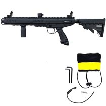 Tippmann Stormer Tactical Paintball Marker Black