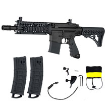 Tippmann TMC Mag Fed Paintball Marker Black