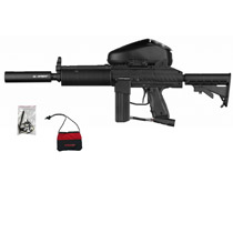 Tippmann Stryker MP2 Elite Paintball Marker w/ Apex Barrel and Rip Clip Loader