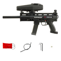 Tippmann X7 Phenom Mechanical Paintball Gun - Black