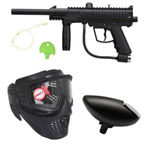 JT Outkast Paintball Marker Refurbished Package