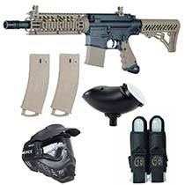 Tippmann TMC Magfed Paintball Marker Milsim Entry Package