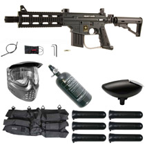 Tippmann US Army Project Salvo Paintball Rookie Package
