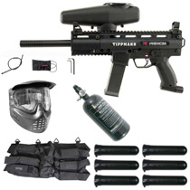 Tippmann X7 Phenom Mechanical Paintball Gun Rookie Package