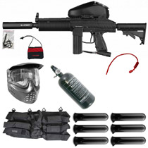 Tippmann Stryker MP2 Elite Paintball Marker Rookie Package