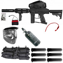 Tippmann Stryker AR1 Elite Paintball Marker Rookie Package