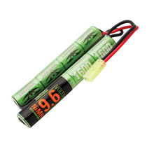 Valken Energy 9.6V NiMH 1600mAh Butterfly Battery