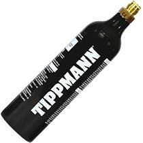Tippmann 12 oz Aluminum Co2 Tank for Paintball