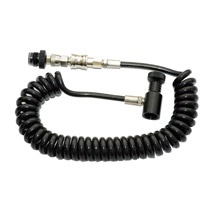 Valken V-TAC Remote Coil Hose With Slide Check