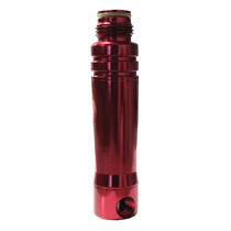 Pure Energy DSR Inline Regulator - Red Polished
