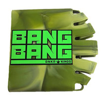 Bunker Kings Knuckle Butt Tank Cover Bang Bang