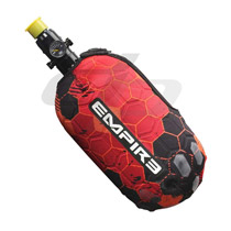 Empire Bottle Glove Tank Cover 2014 FT Hex Red