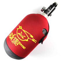 Extreme Rage New Skool 68cu Tank Cover Red