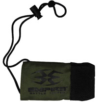Empire BT Paintball Barrel Blocker/Sock/Cover - Green