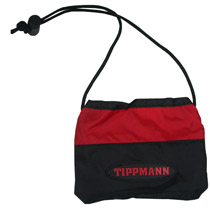 Tippmann Paintball Barrel Sleeve Large - Red/Black