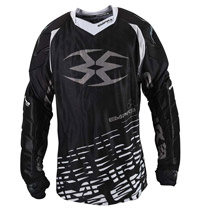 Empire 2015 Contact F5 Paintball Jersey Black/Grey/White