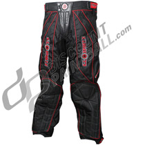G.I. Sports Paintball Pants Red Xlarge