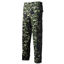 PCS Evasion Paintball Pants Digital Jungle Camo - XXXL