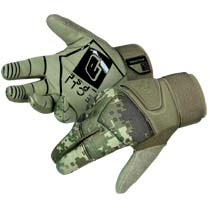 Planet Eclipse Full Finger Gen4 Gloves HDE
