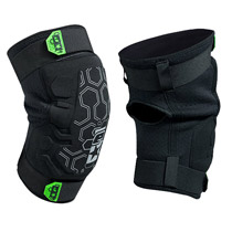 Planet Eclipse 2011 Overload Paintball Knee Pads Black