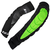 Planet Eclipse HD Core Elbow Pads Black/Green