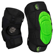 Planet Eclipse HD Core Knee Pads Black/Green
