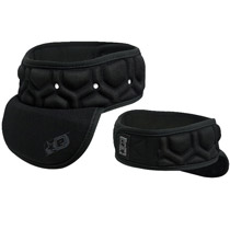Planet Eclipse 2011 Overload Paintball Neck Protector Black - Small/Medium