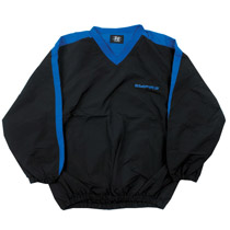 Empire Morning Session Pullover Shirt Black/Blue