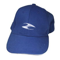 32 Degrees Baseball Hat Blue White - Flex Fit