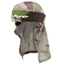 Dye 2015 Head Wrap Barracks Olive