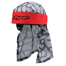 Dye 2015 Head Wrap Skinned Red