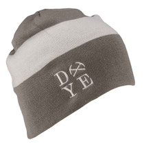 Dye 2014 Beanie 3AM Rust White
